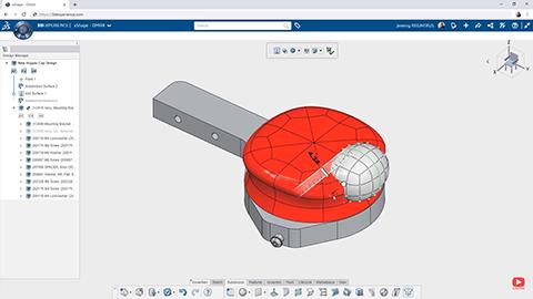 3D Sculptor - Solution for designing 3D organic shapes