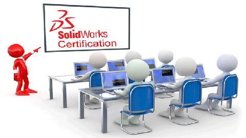 SOLIDWORKS Certification - Thước đo về kiến thức và năng lực của bạn !