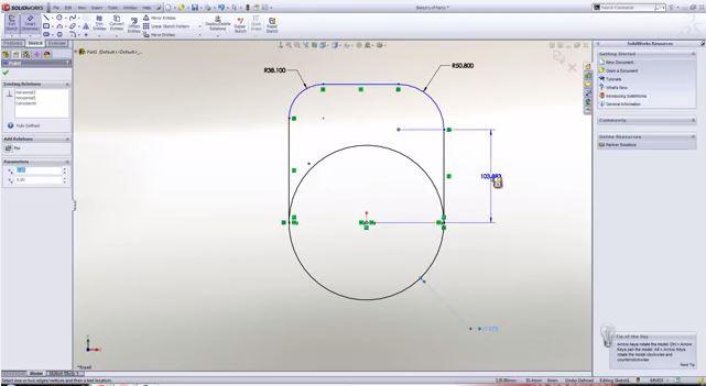 30 mẹo thiết kế trong 30 phút với SolidWorks