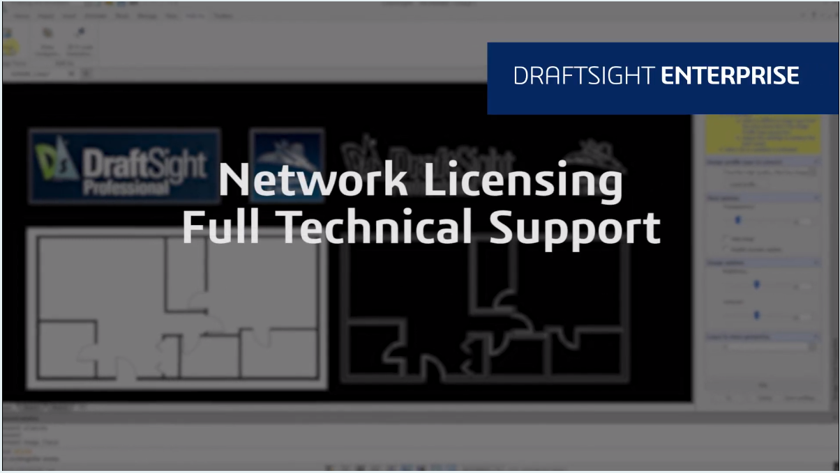 DRAFTSIGHT ENTERPRISE AND ENTERPRISE PLUS